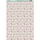 Sweet Blossom Ditsy Floral Paper