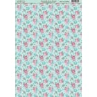 Chantilly Rose Floral Paper