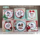 Wee Winter Friends Cardmaking Kit (UK Delivery Only)