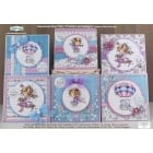 Wee Fairy Friends Cardmaking Kit (UK Delivery Only)