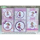 Sweet Blossom Card Making Kit (UK Delivery Only)
