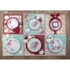 Merry and Bright Cardmaking Kit (UK Delivery Only)