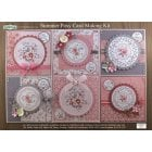 Summer Posy Floral Card Making Kit (UK DELIVERY ONLY)