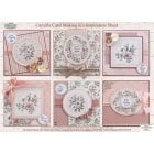 Camilla Floral Card Making Kit (UK DELIVERY ONLY)