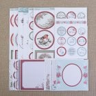 Festive Toppers, Panels and Mini Sentiments Lucky Dip