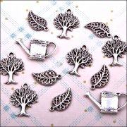 Metal Charms & Spacers - Countryside