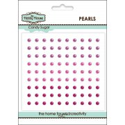 Self Adhesive Pearls - 3mm Candy Sugar