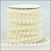 Pearl Strings - Pearl Flower - 2 metres