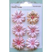 Boutique Paper Flower - Daisies Pink