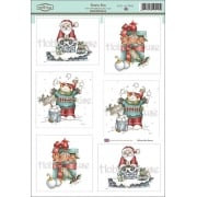 Daisy Mae Draws Card Toppers - Festive Fun SLIGHT SECONDS