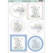 Bluebell Floral Topper SLIGHT SECONDS