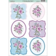 Amelia Rose Floral Topper SLIGHT SECONDS