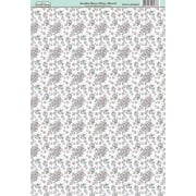 Amelia Rose Ditsy Floral Paper