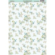 Sweet Meadow Floral Paper