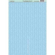 Sweet Meadow Damask Paper
