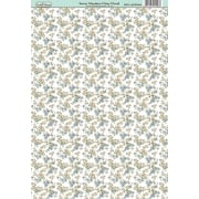 Sweet Meadow Ditsy Floral Paper