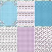 Amelia Rose Paper Collection