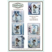 Wee Hopeful Cardmaking Kit SLIGHT SECONDS (UK Delivery Only)