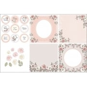 Camila Decorative Panels and Die-cuts