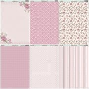 English Rose Paper Collection