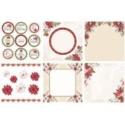 Winter Garden Decorative Panels and Die-cuts