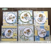Wee Sweet Meadow Cardmaking Kit (UK Delivery Only)