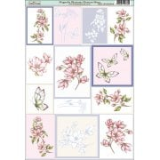 Magnolia Blossoms Element Sheet