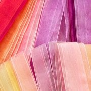 Summer Organza Ribbon Collection