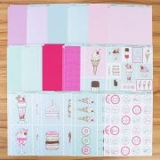 Sweet Treats & Pearl and Polka Dot Card Collection