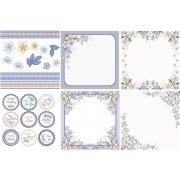 Summer Dream Decorative Panels and Die-cuts