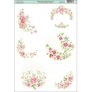 Wild Rose Floral Topper SLIGHT SECONDS