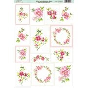 Wild Rose Element Sheet