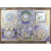 Daisy Dreams Card Making Kit (UK Delivery Only)