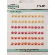 Self Adhesive Pearls - 5mm Sunset Aurora SLIGHT SECONDS