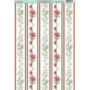 Deck the Halls Border Paper