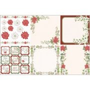 Deck the Halls Decorative Panels and Die-cuts
