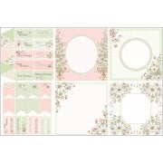 Summer Meadow Decorative Panel set SLIGHT SECONDS